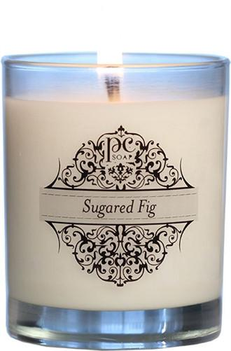 Sugared Fig Perfumed Candle