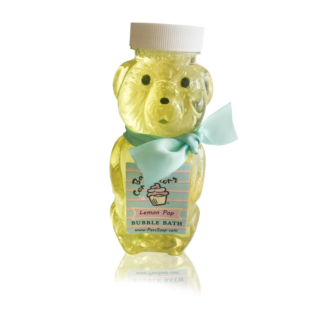 Lemon Pop Bubble Bear
