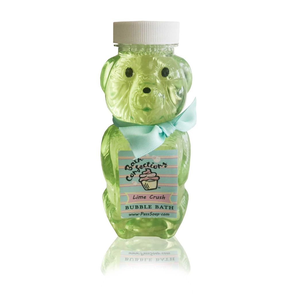 Lime Crush Bubble Bear