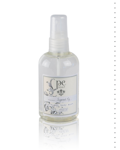 Sugared Fig Perfumed Body Mist