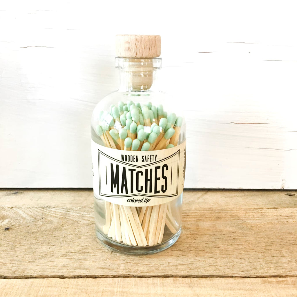 Vintage Apothecary Matches - Mint