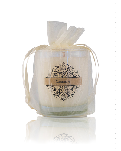 Cashmere Perfumed Candle