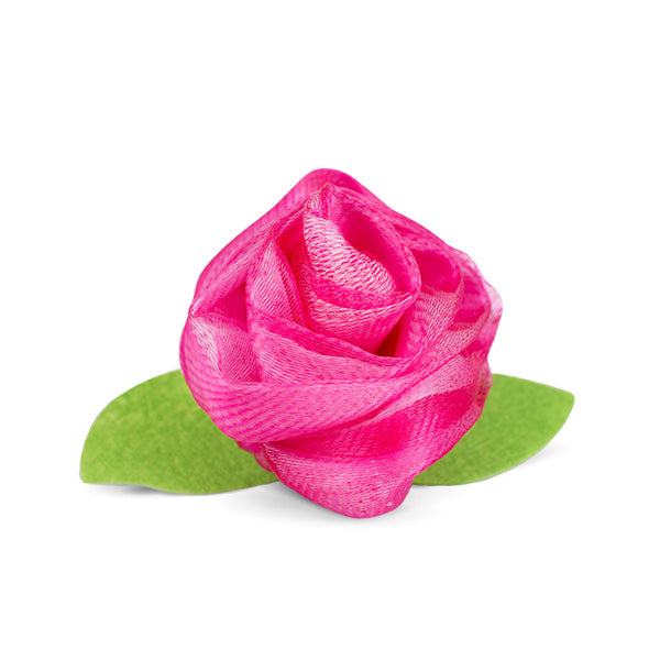 FinchBerry - Blooming Rose Mesh Sponge