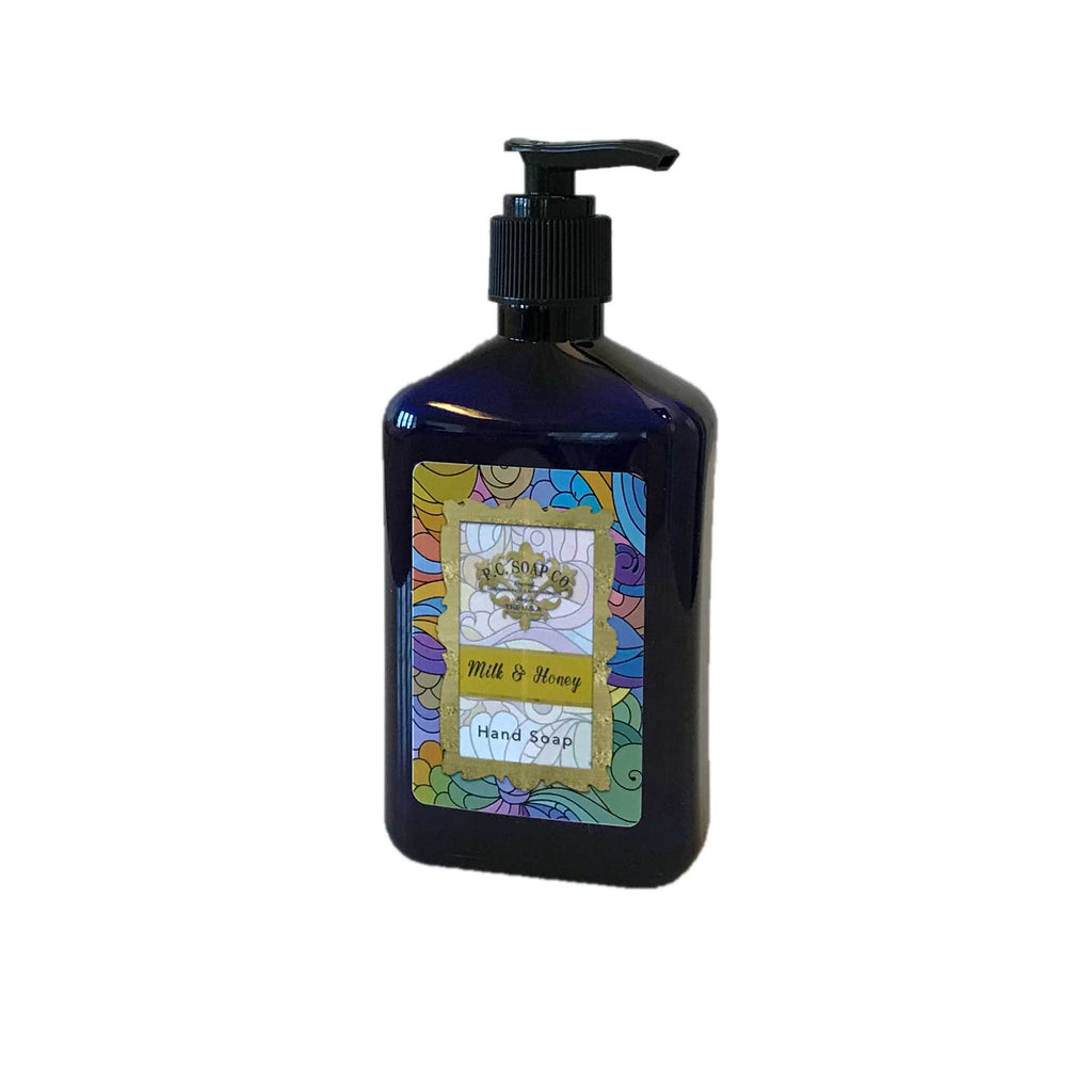 Tapestry Milk & Honey Liquid Hand Soap