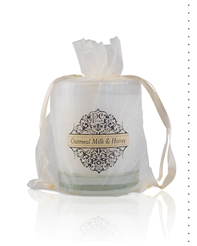 Oatmeal, Milk & Honey Perfumed Candle