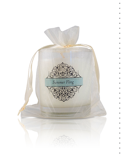 Summer Fling Perfumed Candle
