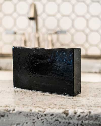 Voodoo Activated Charcoal Soap