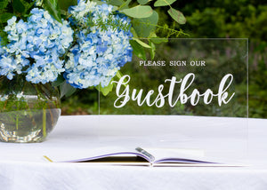 Wedding / Event | Guestbook Sign