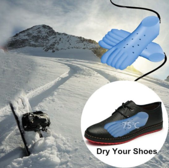 Cozy Portable/ Electric Shoes Warmer/Dryer