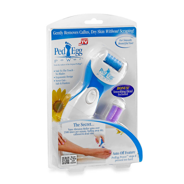 Ped Egg Power Cordless Electric Callus Remover