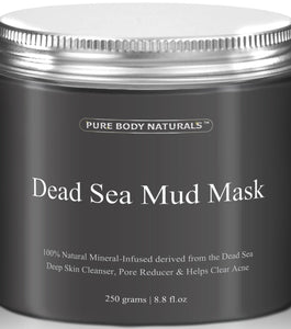 Dead Sea Mud Mask Best for Facial
