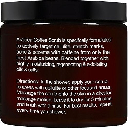Natural Arabica Coffee Scrub SALE