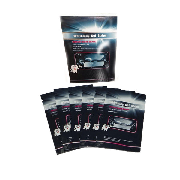 Whitening Gel Strips SALE