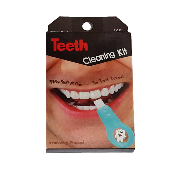 Nano Brush Teeth Cleaner