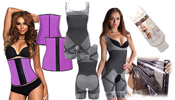Latex Waist Trainer Ultimate Bundle