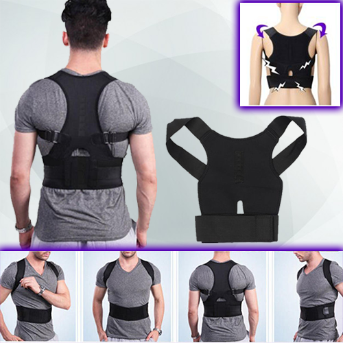Real Doctors Lower Back Brace for 140 Riyal