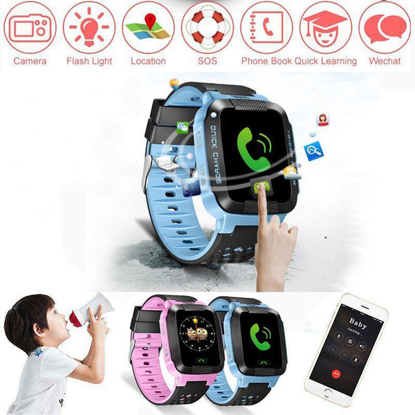 KIDS ICONNECT WATCH