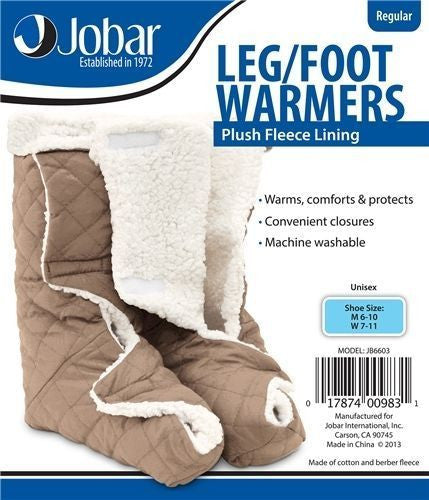 Leg and Foot Warmers
