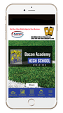 Bacon Academy Athletics All-Star Package