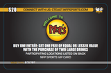 Moe's Southwest Grill VIP Card