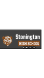 Stonington Athletics Game Time Promotion