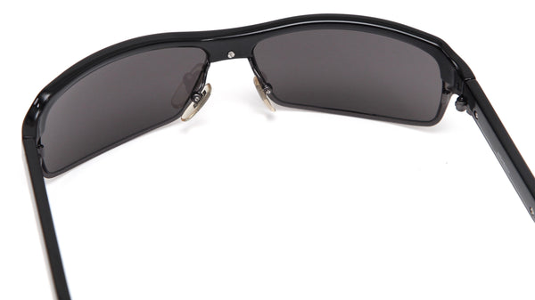 YSL Yves Saint Laurent Sunglasses Black Ruthenium 2256/S E5 - Evesherfashion