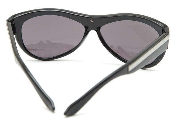 GUCCI Black Sunglasses Cat Eye Eyeglasses GG 3015/S - Evesherfashion
