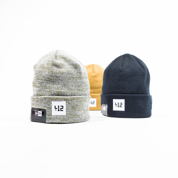 412 Seasonal Knit Beanies™