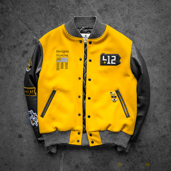 412 Pittsburgh Varsity Jacket™