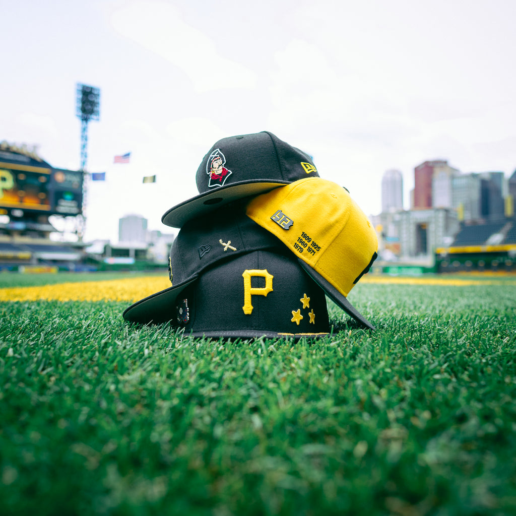 412® x Pittsburgh Pirates® x New Era: Generations