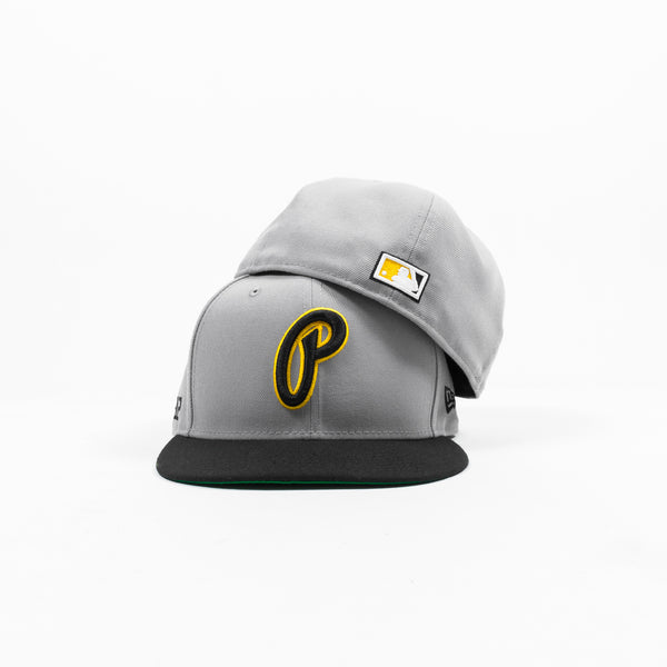 412® x Pirates—Script P Fitted