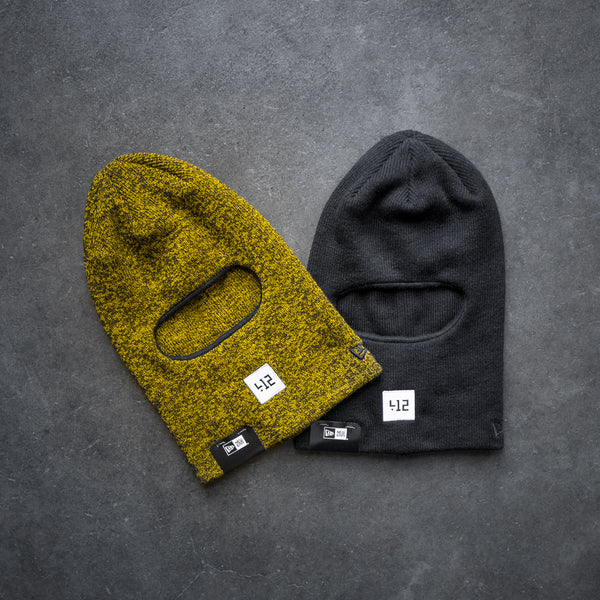 412® Knit Face Mask