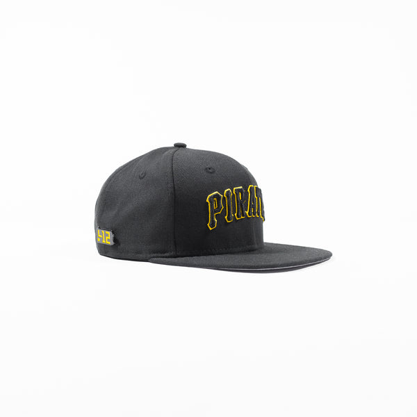 412® x New Era x Pirates – Generation 90's Snapback 1