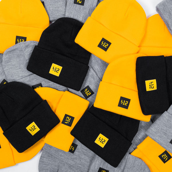 412® Core Knit Seasonal Beanie