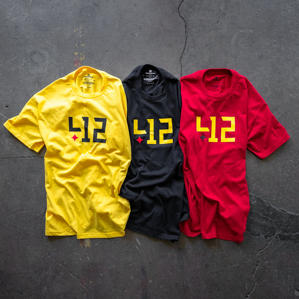 412® Core Tees - Fall '20