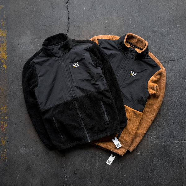 412® Mountain Fleece