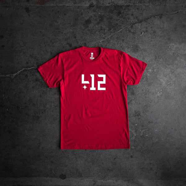 412™ Core Tee - Red