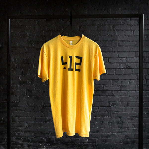 412™ Core Tee - Team Gold
