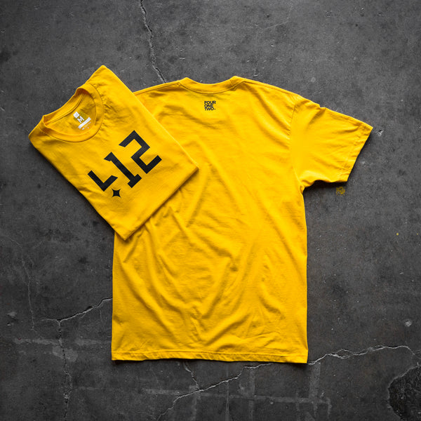 412 Core Tee™ - Gold