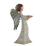 Decorative Metal Angel Candle Holder