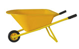 Children's Wheelbarrow -  Yellow, Kid's Garden Tool