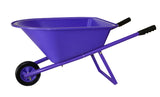 Children's Wheelbarrow - Purple, Kid's Garden Tool