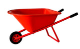 Children's Wheelbarrow - Red, Kid's Garden Tool