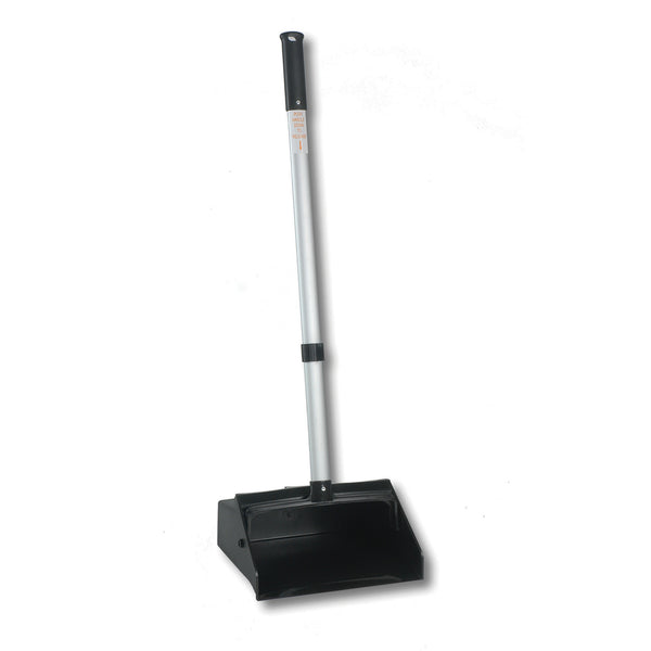 "12"" Wide Mouth, High Impact Lobby Dust Pan"