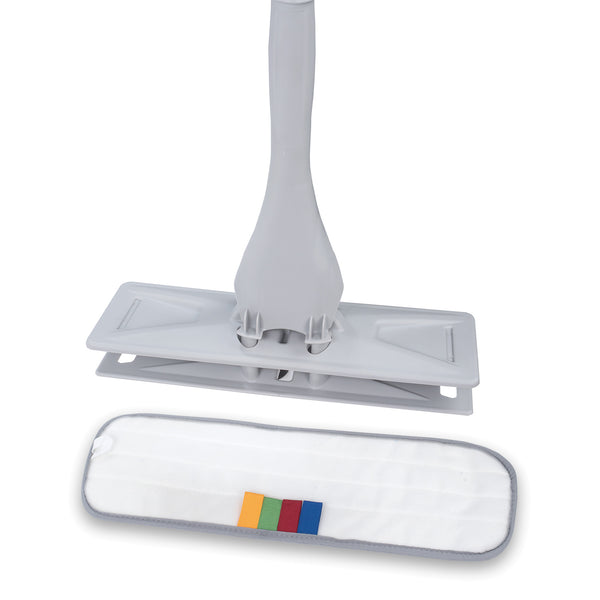Touchless Microfiber Mop System