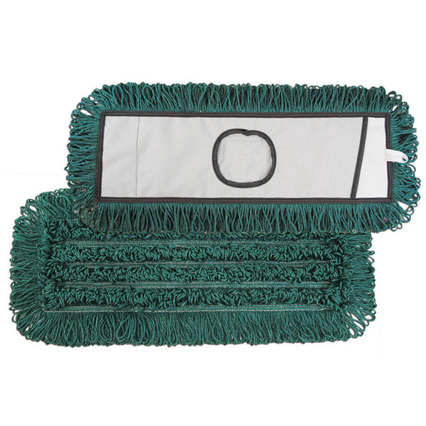 Best - Spun Loop Dust Mop Refill For Healthcare
