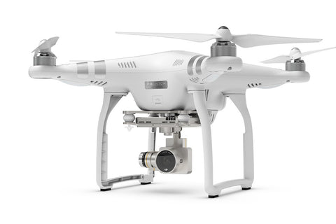 DJI Phantom 3 Advanced with 2.7K HD Video