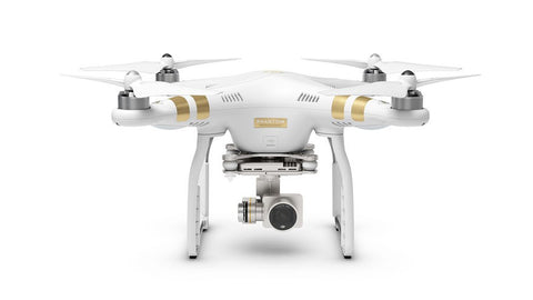 DJI Phantom 3 Professional with 4K Video
