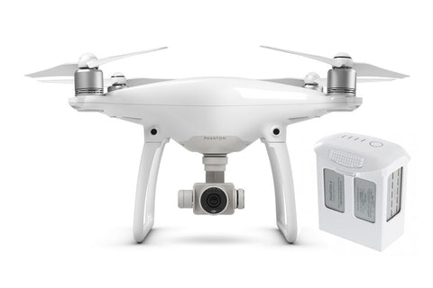 DJI Phantom 4 Quadcopter + Extra Battery