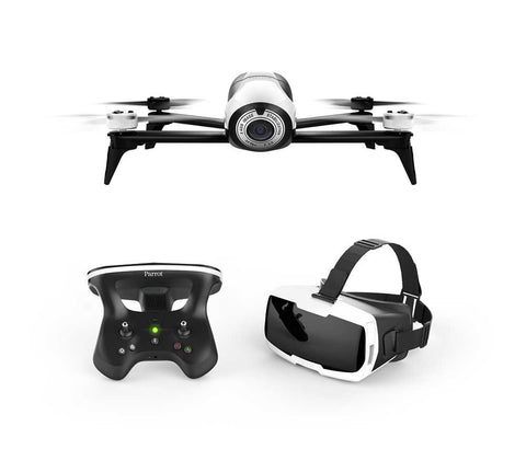 Parrot Bebop 2 FPV Kit Includes R/C + FPV Goggles